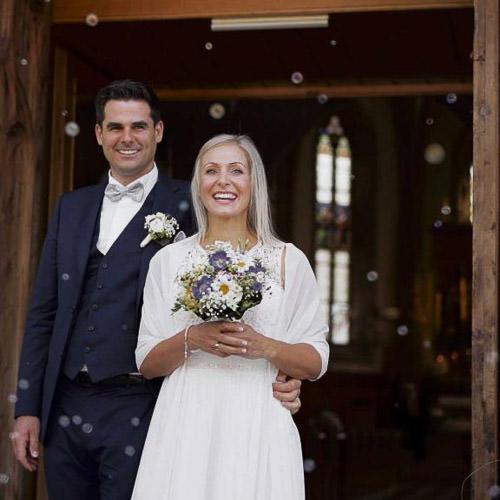 Aktuelle Hochzeitsvideos Nadia und Patrick