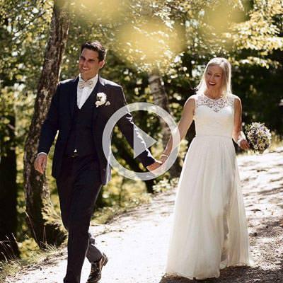Hochzeitsvideo in Feldthurns